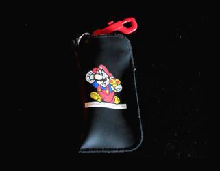 Mario soft glasses case by avaneshop