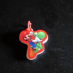 Mario yoshi mini ring notebook by avaneshop