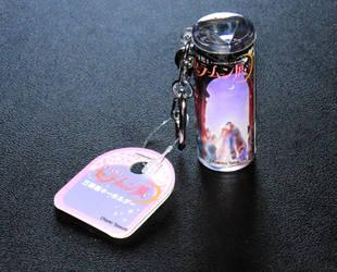 Sailor moon exhibition kaleidoscope key chain by avaneshop