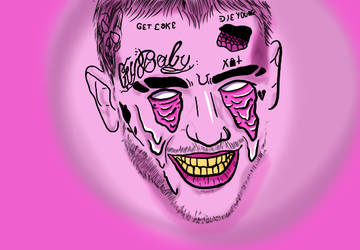 Lil Peep Grime by pxstsd