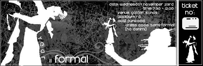 formal ticket design by jozae on deviantart