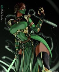 Jade by Atit-Artworks