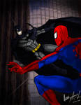 Bat vs. Spider