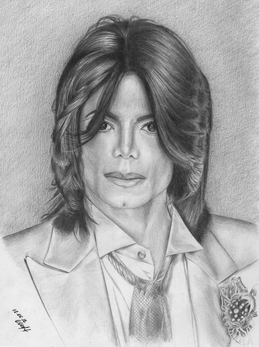Mr. Michael Jackson by Worldinsideart