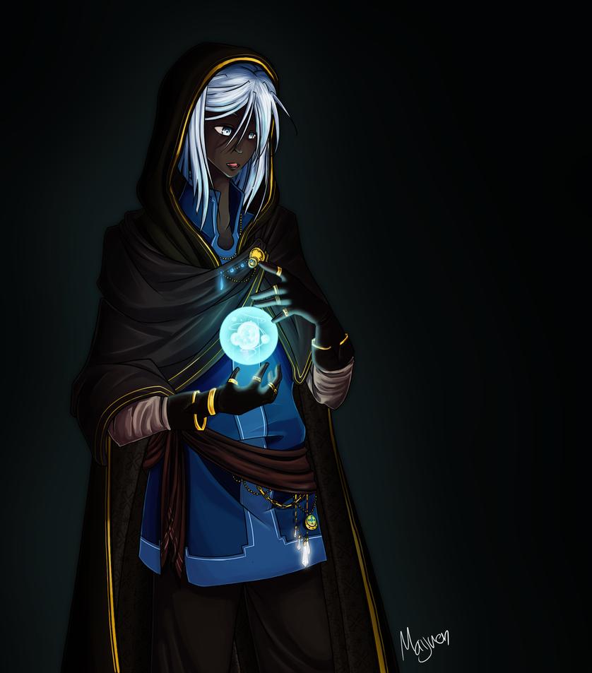 Enchanter by Mayuen