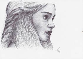 Daenerys Targaryen by LisaCheesa
