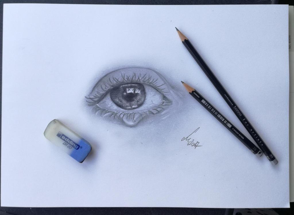 Eye by LisaCheesa