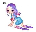 Sad Fairy by bleedangel