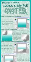 [TUT] Create water using PaintToolSAI