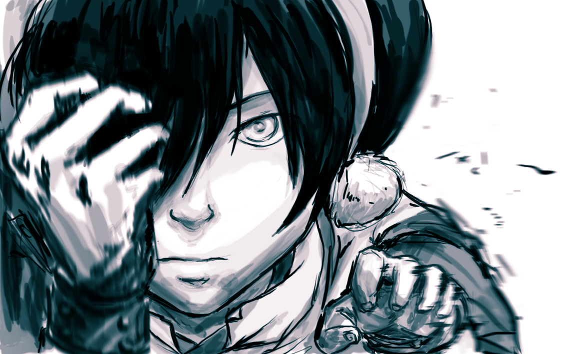 Toph I Guess by carbonandotherstuff