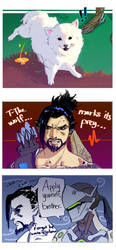 So about that wolf skin... by carbonandotherstuff