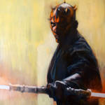 Darth Maul from Episode 1