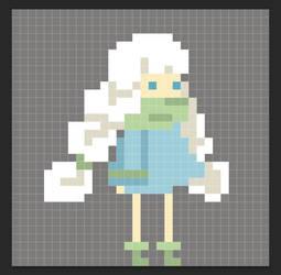 Sevenminds pixel art