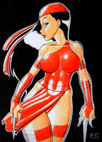 Elektra by DemetrioBraga