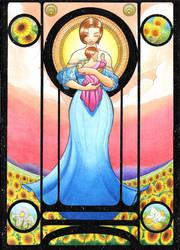 Mother by DemetrioBraga