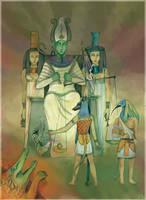 La justice d'Osiris by Jo-Freyr