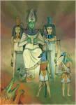 La justice d'Osiris
