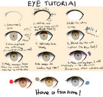 Eye tutorial by Sadolen