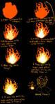 Fire tutorial by Sadolen