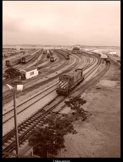 Linhas negras by Njord