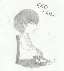 EXO -chibi SeHun