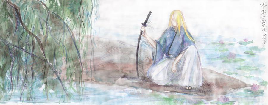 Blue River by RinaIzumo