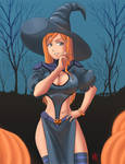 Orihime Witch Colors
