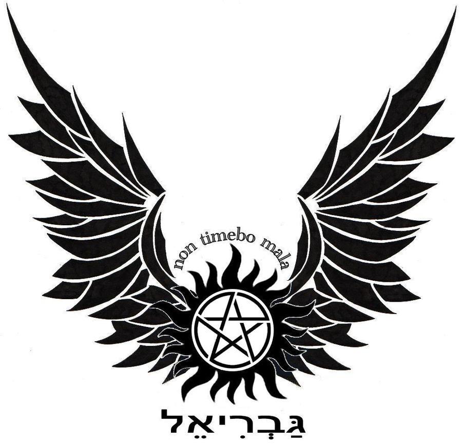 anti possession symbol anti demon supernatural