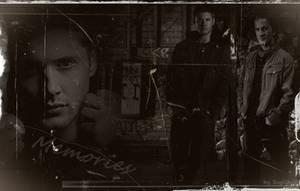Memories - Dean+Gabriel by scyllaya