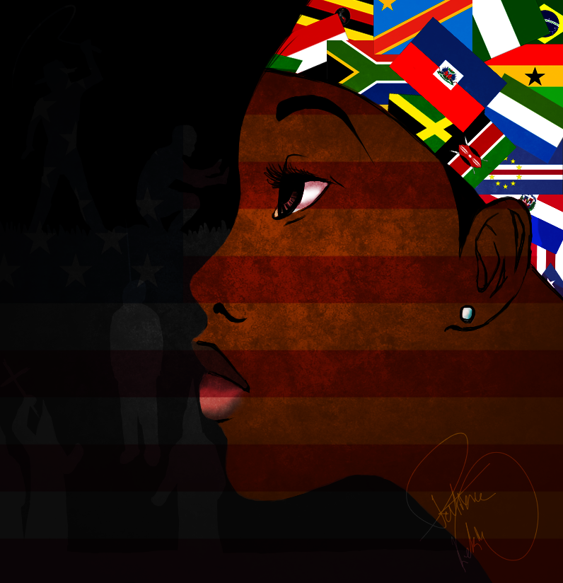 Black In America by PayLe