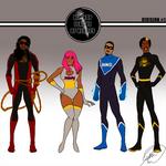 Hip Hop League of Heroes 01