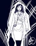 Olivia Pope Sketch