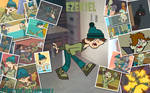:+:Total Drama Pix Wallpaper-Ezekiel:+: