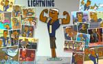 :+:Total Drama Pix Wallpaper-Lightning:+: