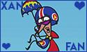 +.Xan Adrenalini FAN Stamp!.+ by QuickDrawDynoPhooey