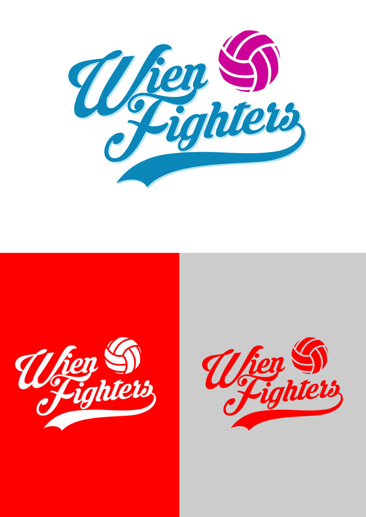 Wien Fighters Logo by valadorf