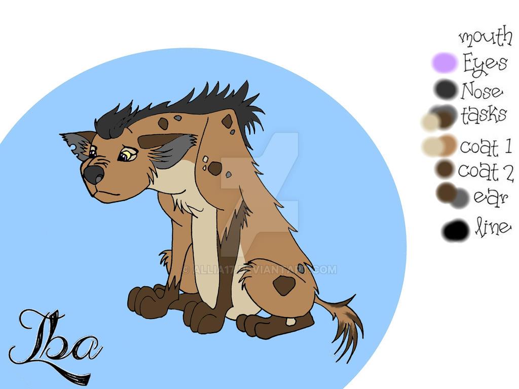 iba  the lion king hyena fanart  by allia17 on deviantart