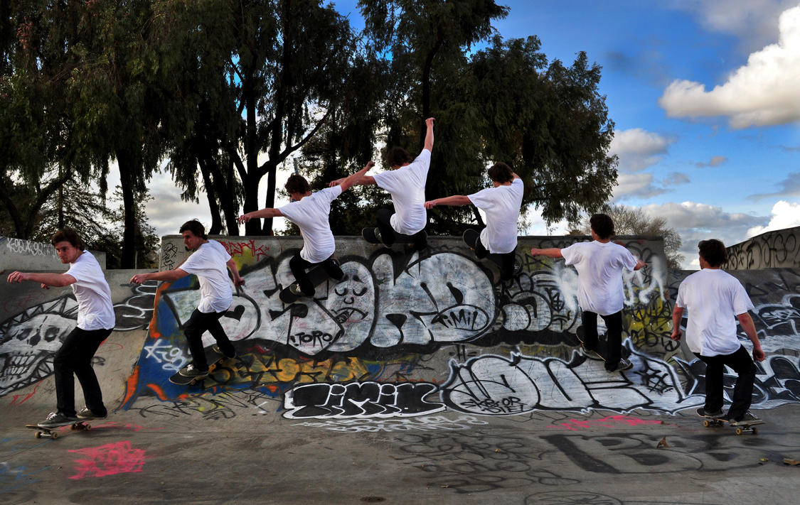 Front side Slash by nickteezy408