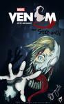 Venom Cover Variant Fan art feat Spider-Gwen