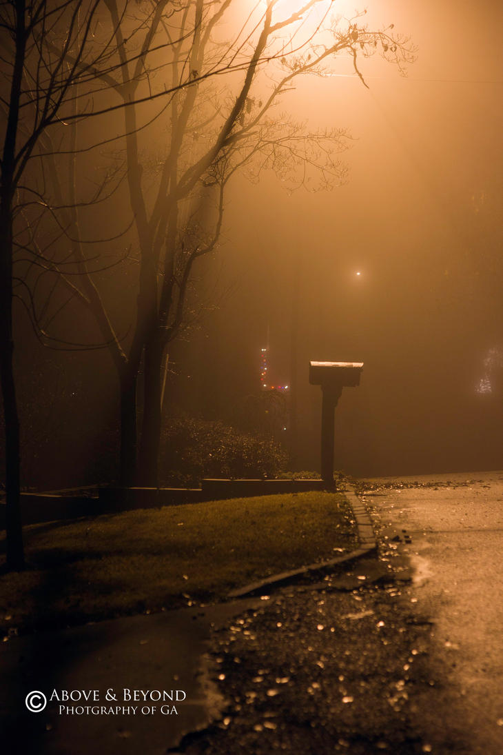 Foggy Night in Georgia by FNBGAVP