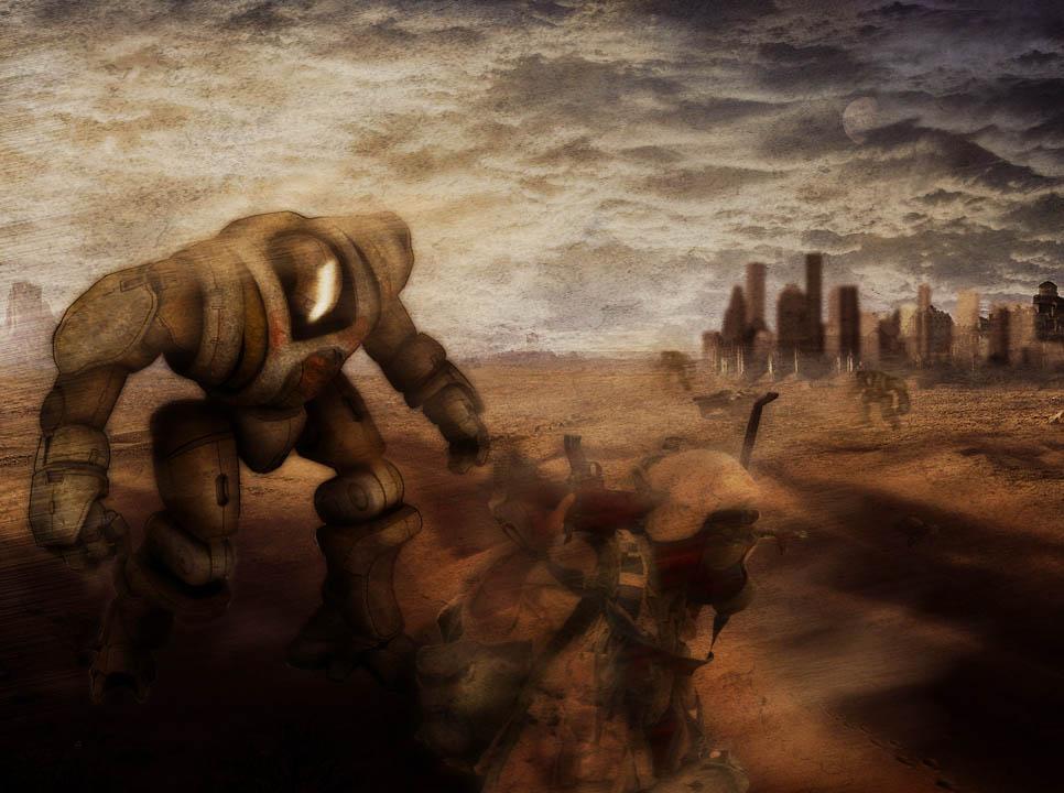Man Your Battlestations by ADarkerBreed