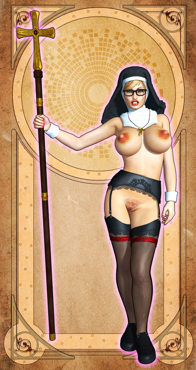 Sister Angelica PW 02 by UncleSickey