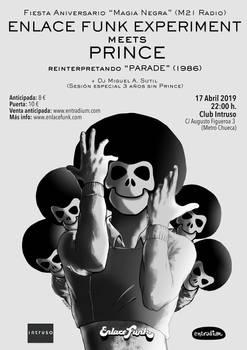 ENLACEFUNK EXPERIMENT - Concert promo