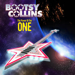 BOOTSY COLLINS - THE POWER OF THE ONE