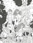 X-Men Genderbend Pt. 2