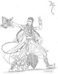 Digimon Aegis- Berick Flynn by AngelicHeresy