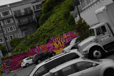 More Street art in San Fransisco!!