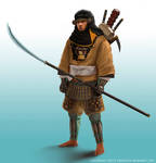 Sohei monk