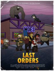 Last orders poster by silverbullet1989