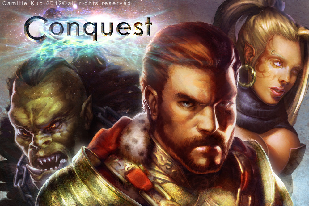Conquest by camilkuo